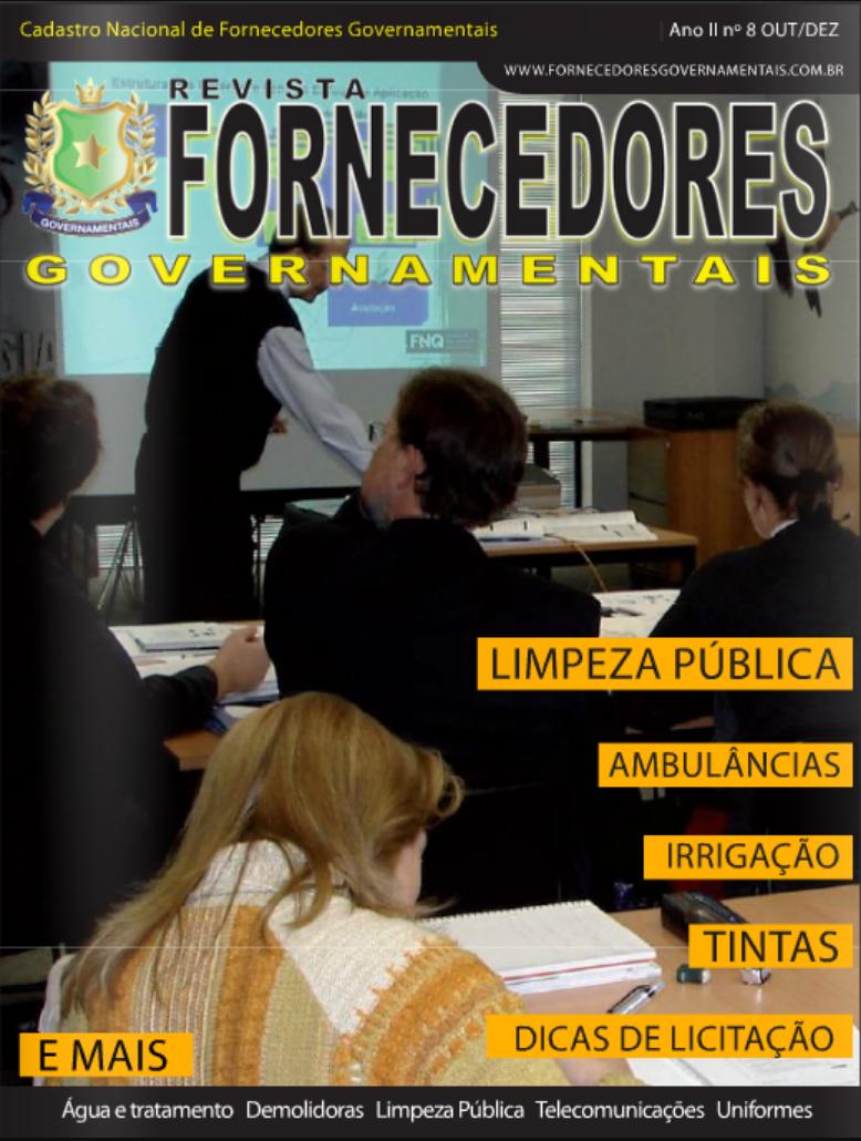 8 edição